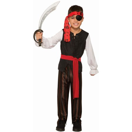 Halloween Renegade - Pirate Boy Child