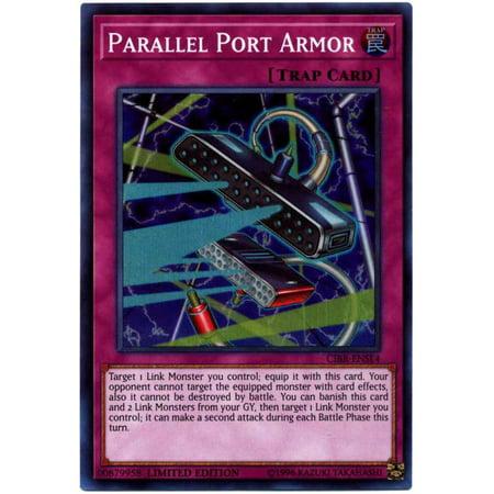 Battery Parallel Circuit - YuGiOh Circuit Break Parallel Port Armor CIBR-ENSE4