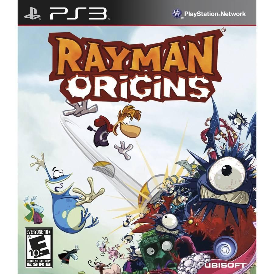 Rayman Origins (PS3) - Pre-Owned