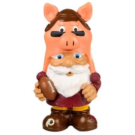Washington Redskins Mad Hatter Gnome