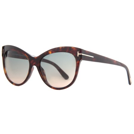 tom ford lily tf 430 52p havana women 39 s cat eye sunglasses walmart. Cars Review. Best American Auto & Cars Review