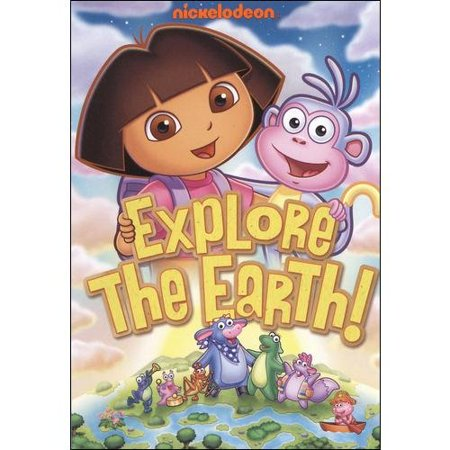 Dora The Explorer  Explore The Earth