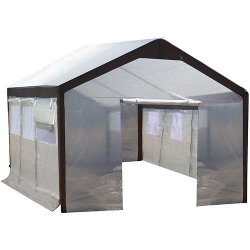 Spring Gardener Gable 9' x 10' x 20' Greenhouse by Overstock