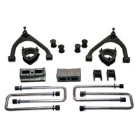 Tuff Country 14157 Lift Kit; 4 in. Front/2 in. Rear Lift; Incl. Upper Control Arm Kit; w/Rear Blocks And U Bolts;
