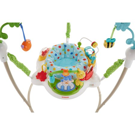36f33f6f63df Fisher-Price Zoo Party Jumperoo - Walmart.com