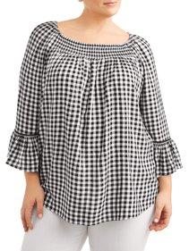 14ad398e0c0 Terra   Sky Womens Plus Tops   T-Shirts - Walmart.com