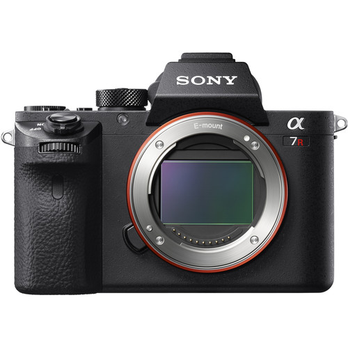 Sony Alpha a7R II Full-frame Mirrorless Interchangeable-Lens Camera - Black