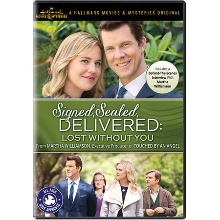 - Signed, Sealed, Delivered: Lost Without You (DVD)