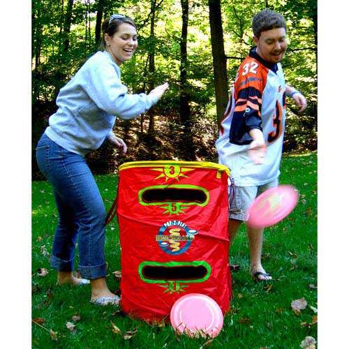Driveway Games Pop-2-Play Disc Golf Game