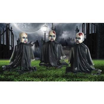 ZOMBIE BABY GROUP - 3PC