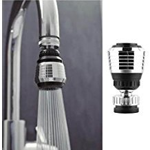 Link Filter Tap - Jeobest 1PC Water Saving Tap Aerator - Water Faucet Filter - 360 Rotate Swivel Faucet Nozzle  Water Filter Adapter Water Purifier Saving Tap Aerator Diffuser Kitchen Accessories MZ