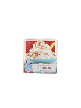 Fizz & Bubble Birthday Cake Bubble Bath Bomb Cupcake