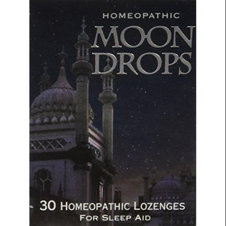 Historical Remedies - Homeopathic Moon Drops (30 Count) Sleep Aid