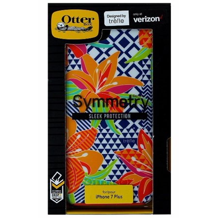 cheap for discount 86a79 675b8 OtterBox Symmetry Series Case Cover by Trefle For iPhone 7 Plus 77-55660