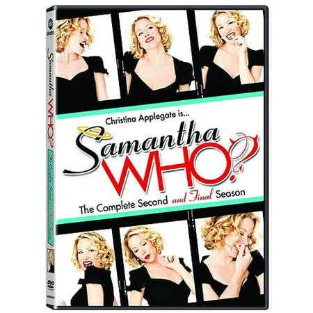 Samantha Who   The Complete Second Season  Widescreen
