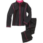 Girls' Sports 2-Piece Track Suit