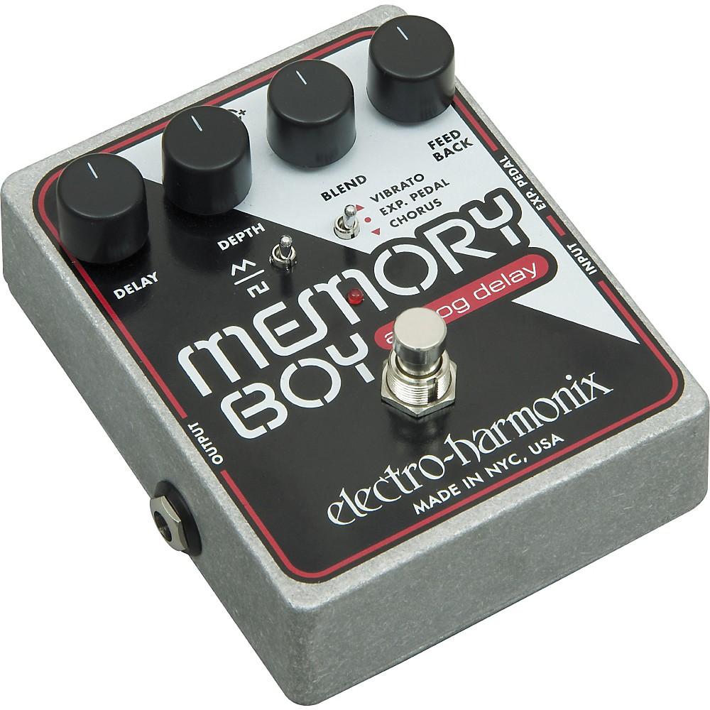 Electro-Harmonix Memory Boy Delay Guitar Effects Pedal by Electro-Harmonix
