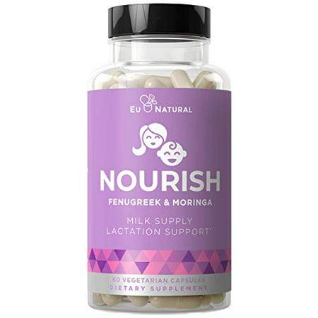 Nourish Lactation Support - Postnatal Vitamins - Nutritious Milk Supply