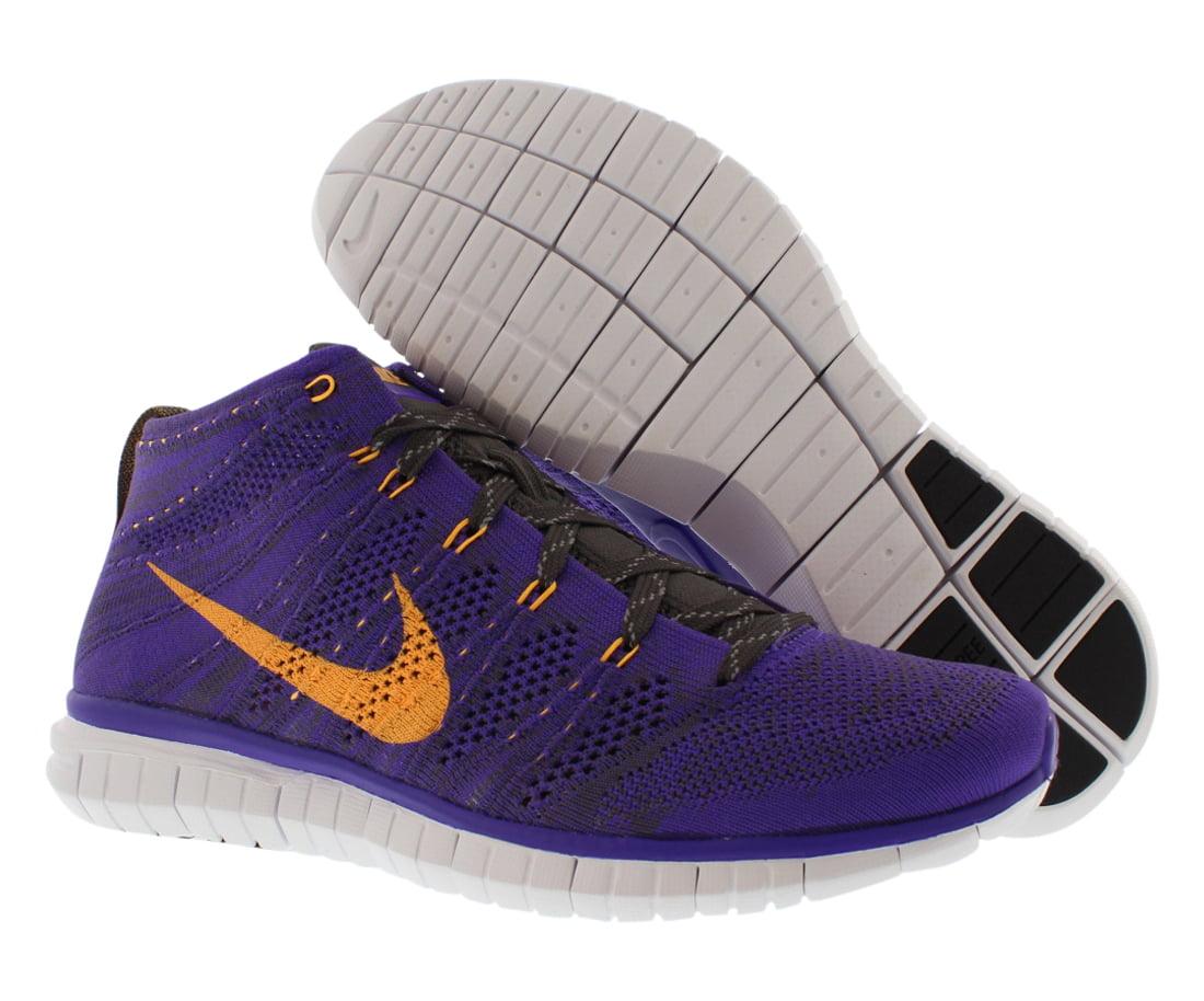 Nike Free Flyknit Chukka Running Men's Shoes Size