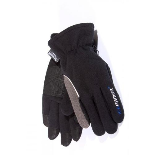 Clam Outdoor Winter Ice Fishing 8591 Icearmor Fleece Casual Gloves (Med) by Clam Outdoors