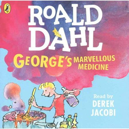 George's Marvellous Medicine (Dahl Audio) (Audio - Compact Medicine
