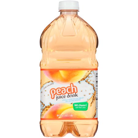 Cott Peach Juice Drink, 64 fl oz - Walmart.com