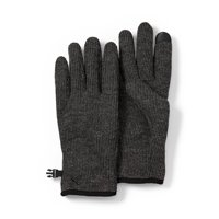 Eddie Bauer Men's Windcutter Fleece Touchscreen Gloves