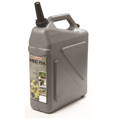 Reliance Rhino Pak Heavy Duty Water Container 55 Gallon Walmartcom