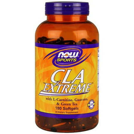 NOW Foods Sports CLA Extreme 180 Softgels