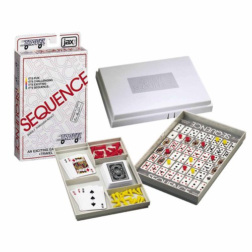 Sequence Travel Version Game