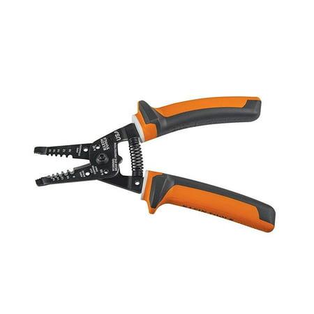 KLEIN TOOLS 11054-EINS Insulated Wire Stripper/Cutter ()