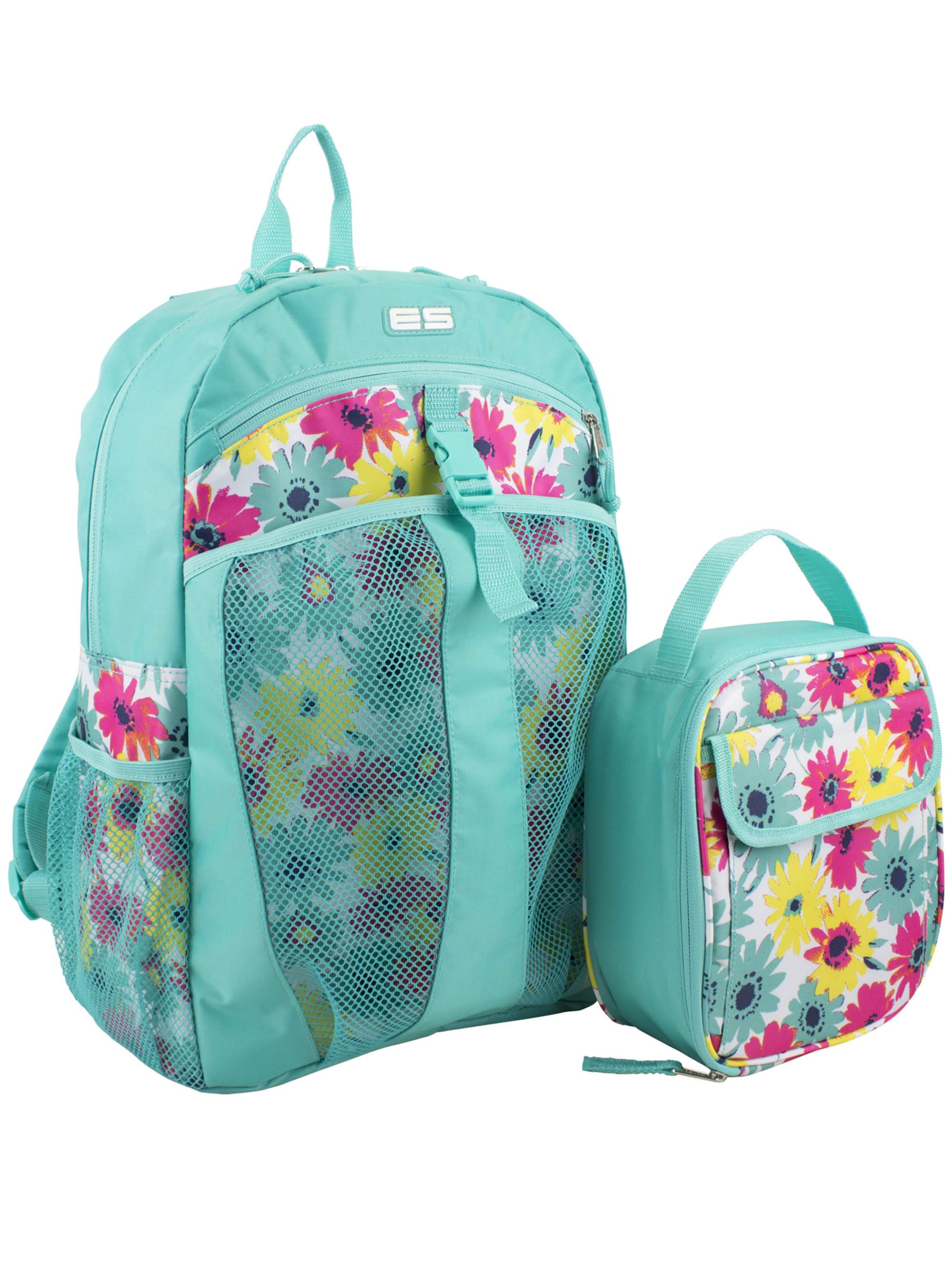 Eastsport Backpack with Bonus Matching Lunch Bag by Bijoux International