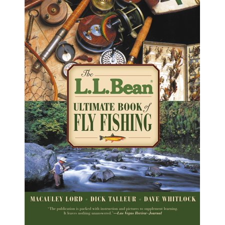 High Sierra Fly Fishing Book - L.L. Bean Ultimate Book of Fly Fishing