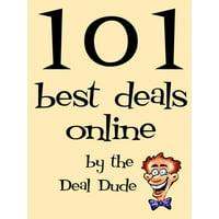 101 Best Deals Online - eBook