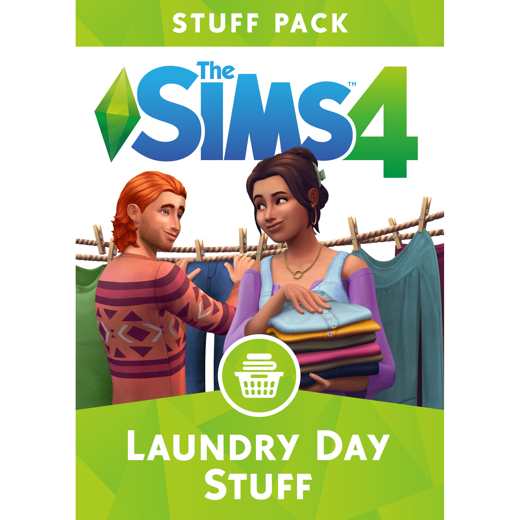 Electronic Arts The Sims 4 Laundry Day Stuff (Email Delivery)