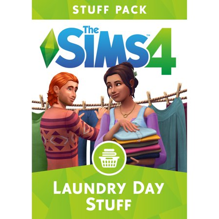Electronic Arts The Sims 4 Laundry Day Stuff (Email Delivery) - Wigs Next Day Delivery