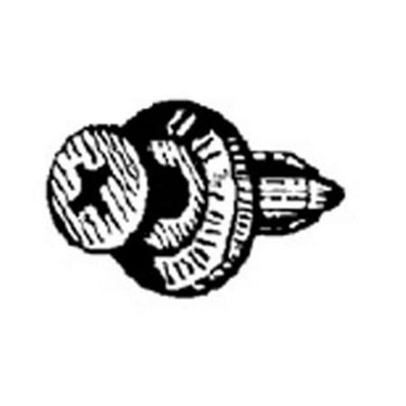 W & E Sales 2366 Door Hinge Pin-10.03 X 4.13 in., Head Diameter 0.5 6 in. Gm Cars and Trucks, Package Of 8 - image 1 de 1