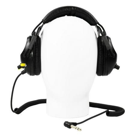 Killer B Wasp Optima Headphones for Metal Detecting fits various metal