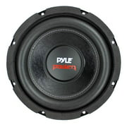 "PYLE PLPW8D 8"" 800W Car Audio Subwoofer Sub Power Woofer DVC 4 Ohm Black"