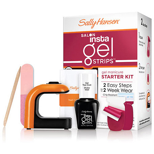 Sally Hansen Insta Gel Strips- Starter Kit
