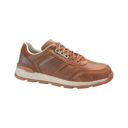 Men s Caterpillar Woodward Static Dissipating Steel Toe Work Shoe