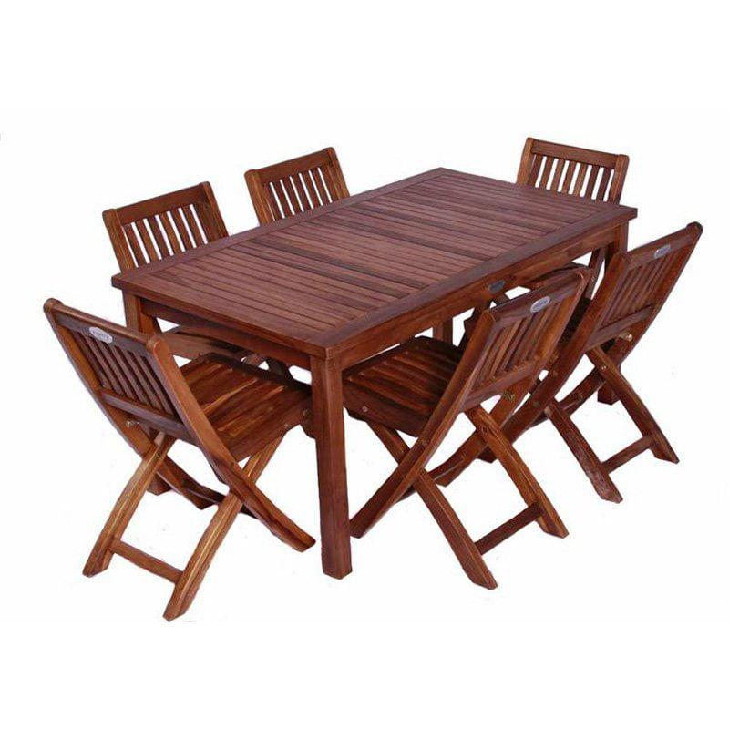 JazTy Kids Rectangle Table ; Chair Set - Seats 6