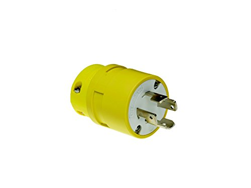 4 Poles Woodhead Y560PF Expo Connector Plug 5 Wires 277//480V Voltage Molex 60A Current Industrial Duty
