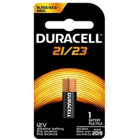 Duracell 21/23 Alkaline Battery 1 ea Duracell Mobile Battery Charger