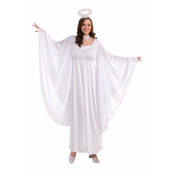 Heavenly Angel Plus Costume Plus Size (Snow White Costume Plus Size)