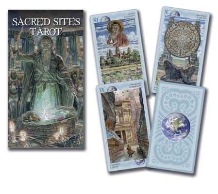Sacred Sites Tarot Deck