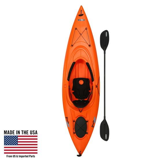 Lifetime Lancer 100 Sit-In Kayak (Paddle Included), 90817 - Walmart com