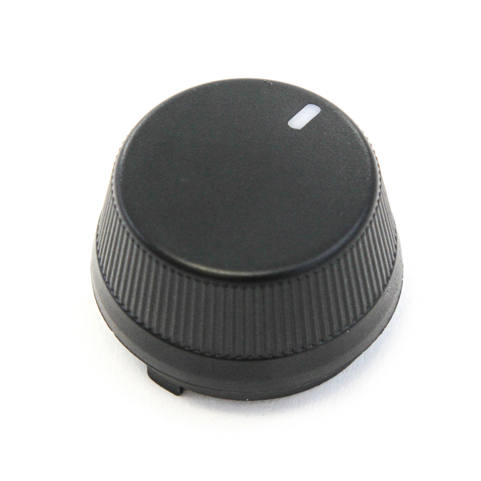 2 Control Knob Fan Speed Heater A//C 1998-2000 Compatible with Honda Accord Temperature Black