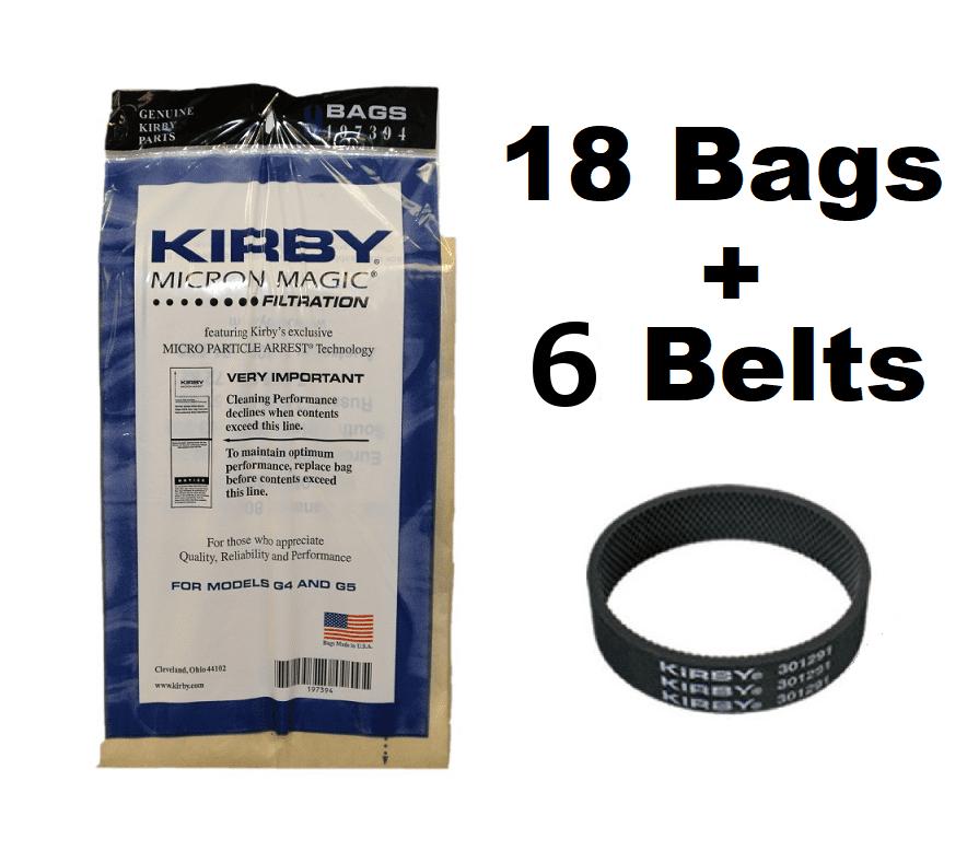 Kirby Belt for Kirby Model G4D