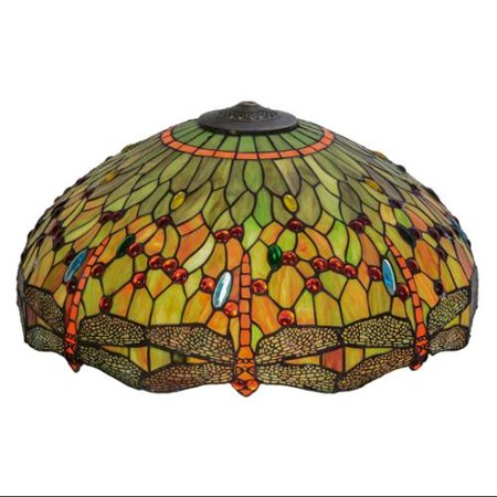 Hanginghead Dragonfly Glass Shade Hanginghead Dragonfly Shade